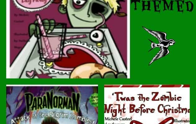 Zombie Books for Kids by Age, Theme & Category