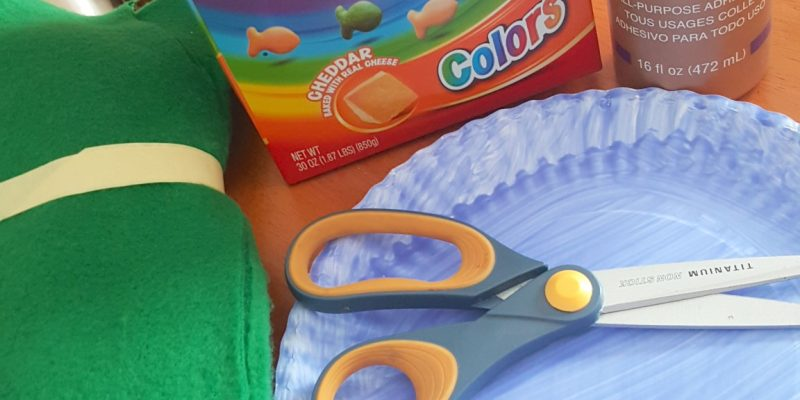 Under the Sea Paper Plate Craft for Kids