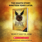 Harry Potter and the Cursed Child book play release news