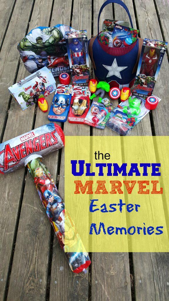 Ultimate Marvel Easter Memories