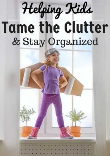 Tips to Help Kids Stay Organized