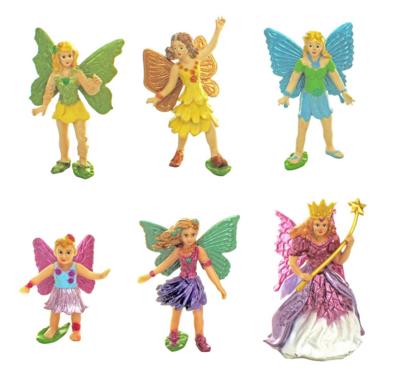 Kid's Fairy TOOB toys