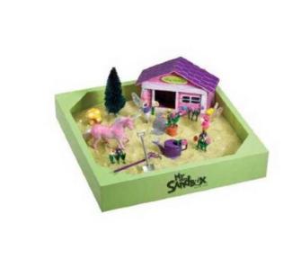 Fairy Sandbox Toy