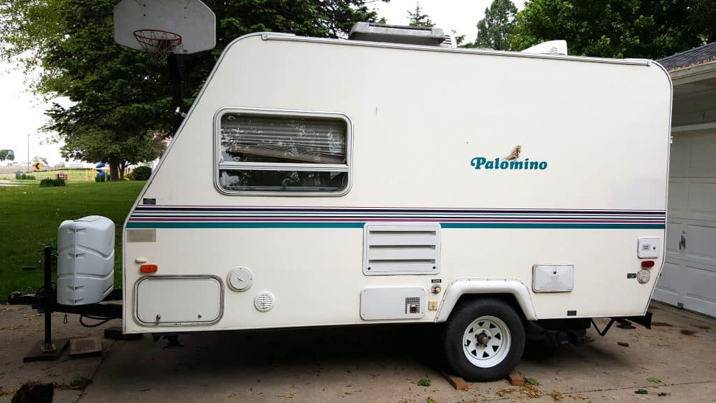 Things to Consider Before Purchasing a Camper - Palomino Hybrid Camper Trailer