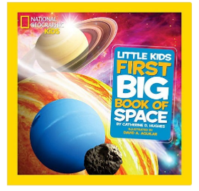 National Geographic Kids Book of Space