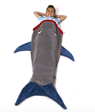 Kid's Shark Blanket