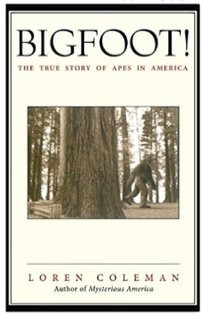 Bigfoot the true story of Apes in America book