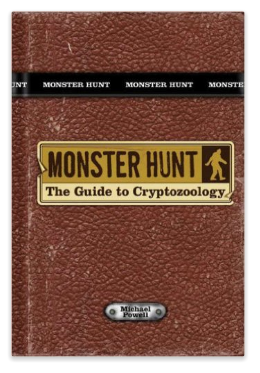 Monster Hunt Journal Guide to Cryptozoology