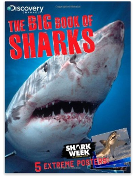 Discovery Channel Shark Book