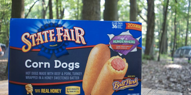 Easy Camping Dinner Hack – Be a Hunger Hero
