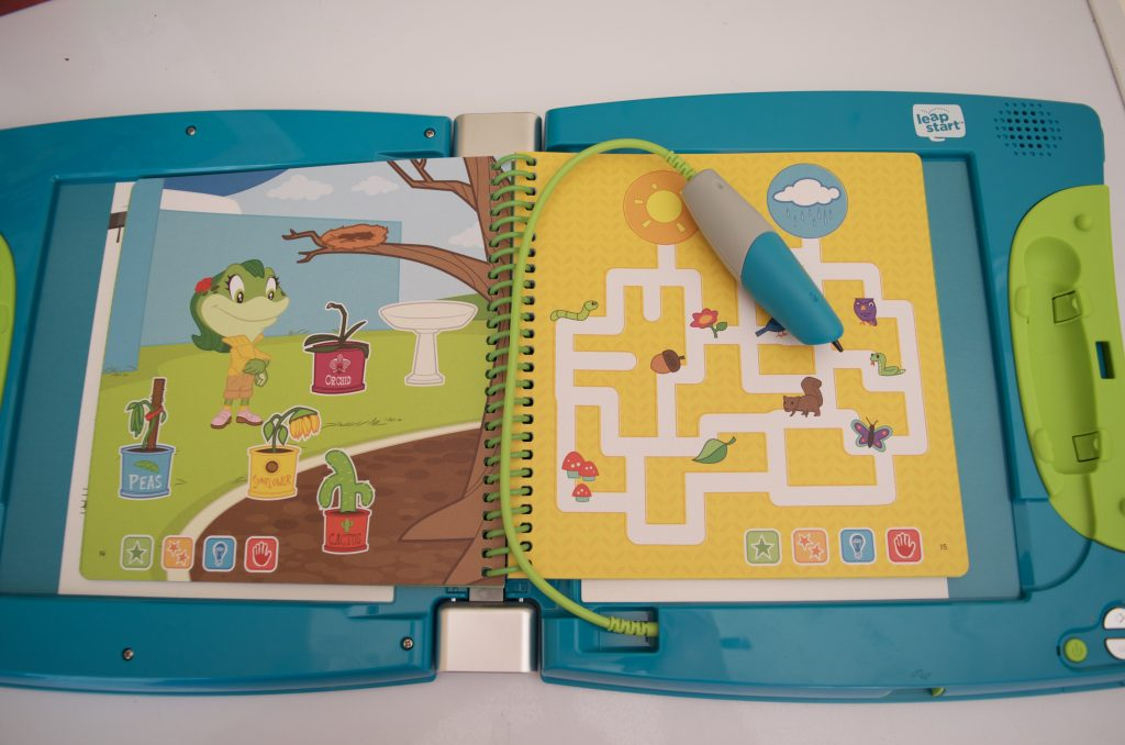 LeapFrog LeapStart Educational Reading System