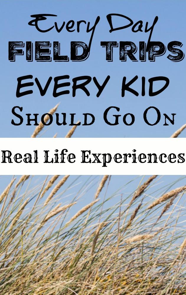 Field Trips Every Kid Should Go On