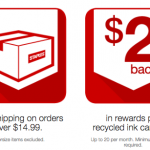 Staples Back To School Ad Week of 7/24-7/30