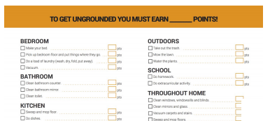 Printable How to Get Ungrounded
