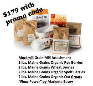 Mockmill Grain Mill Attachment DISCOUNT Promo Deal