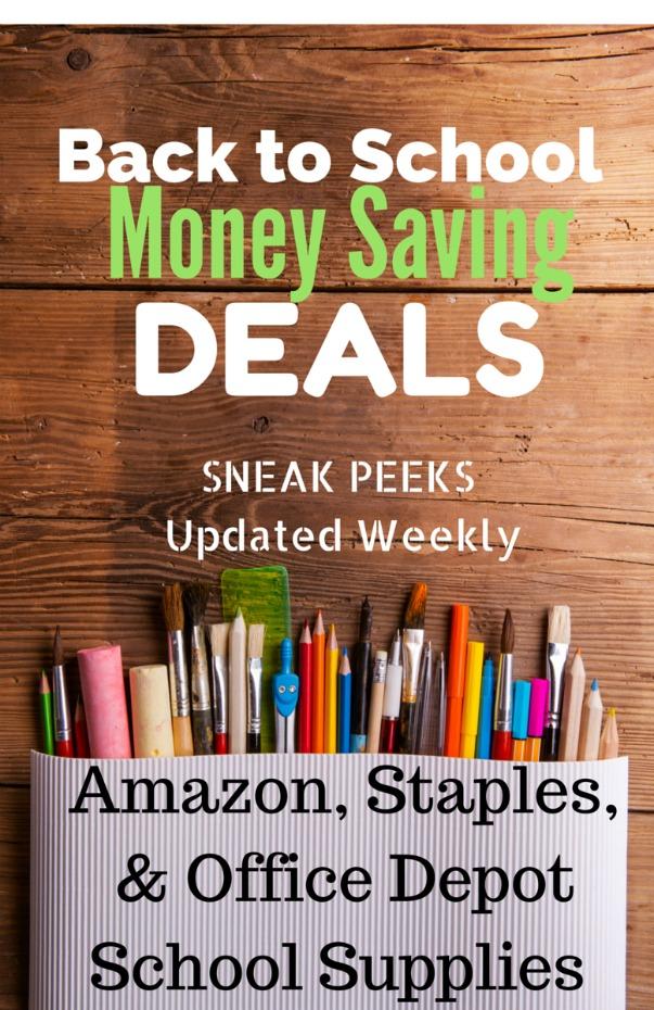 back to school money saving deals