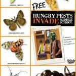 FREE Middle School Curriculum: Hungry Pests Invasive Species