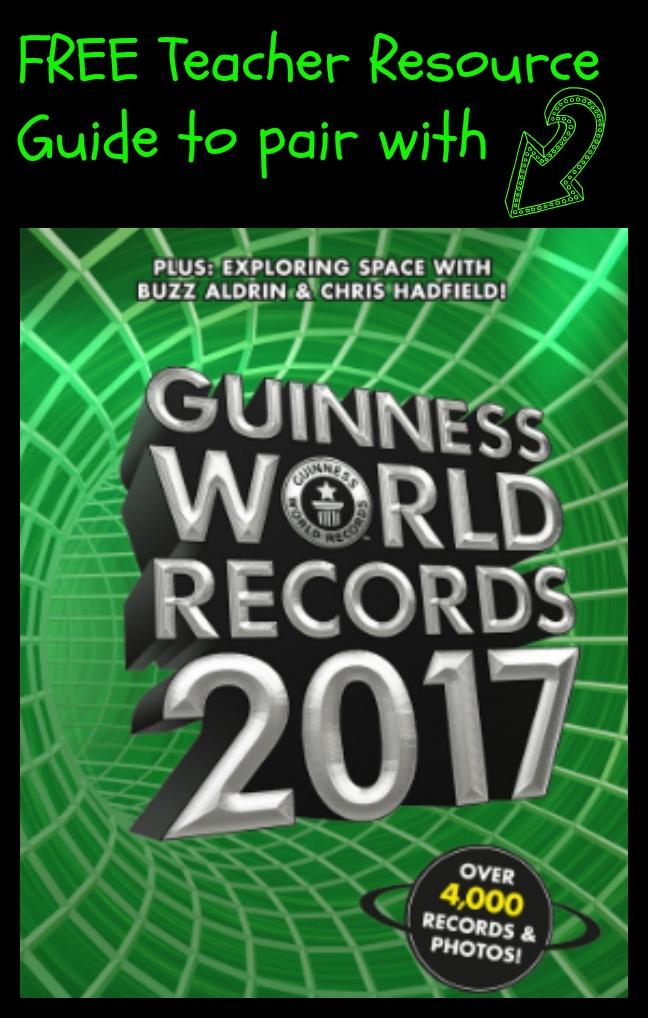 Free Teacher Resource Guide Guinness World Records