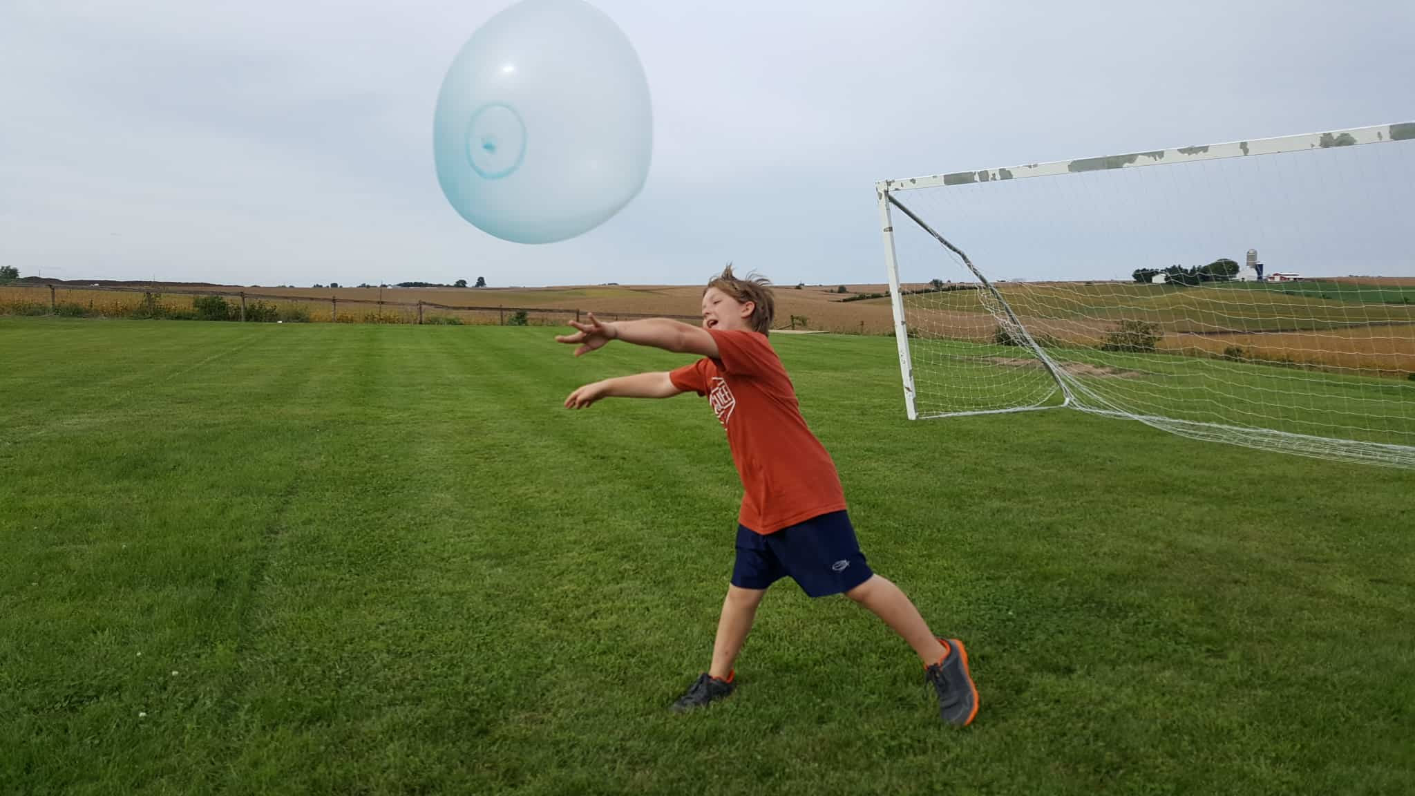 Super Wubble Bubble ball review