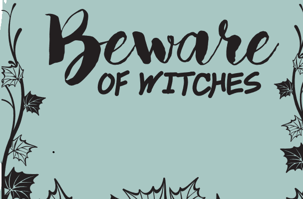 Free Printable Halloween Wall Art Decor: Witches, Ghosts, Pumpkins