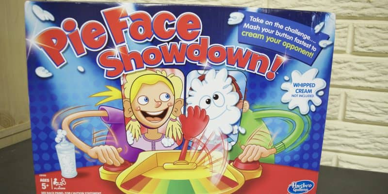 The Ultimate Pie Face Showdown Family Game Night