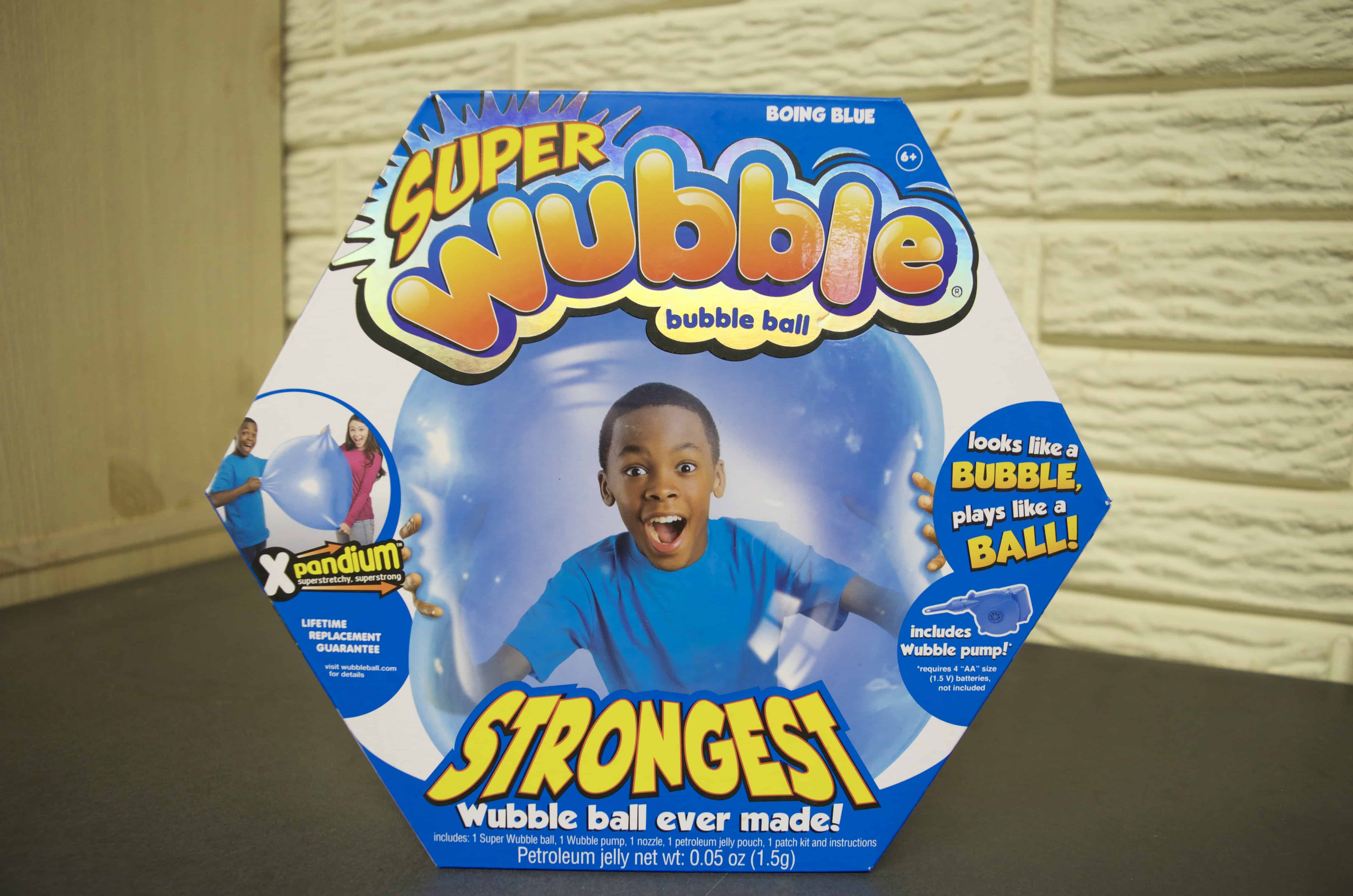 Super Wubble Inflatable Ball Review