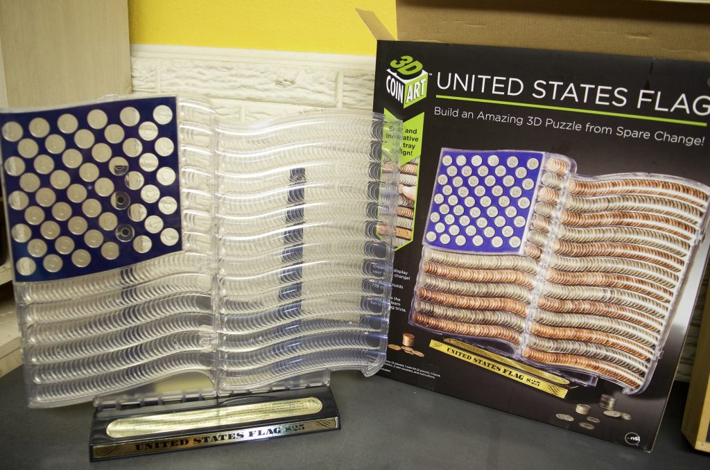 3D Coin Art American Flag Review