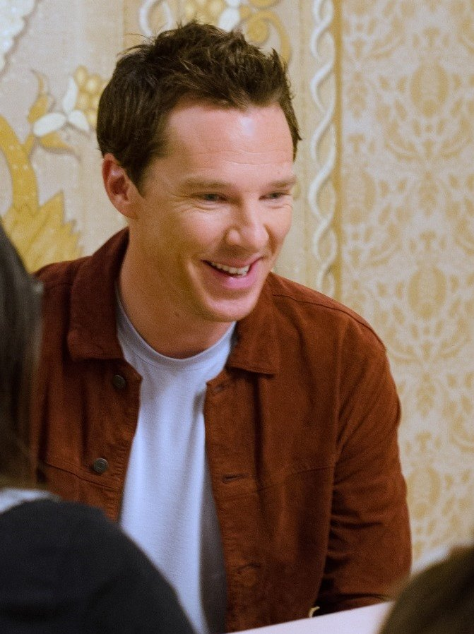 Exclusive Insider Access : Q&A Interview with Benedict Cumberbatch - Dr. Stephen Strange from the new MARVEL film Doctor Strange #DoctorStrangeevent