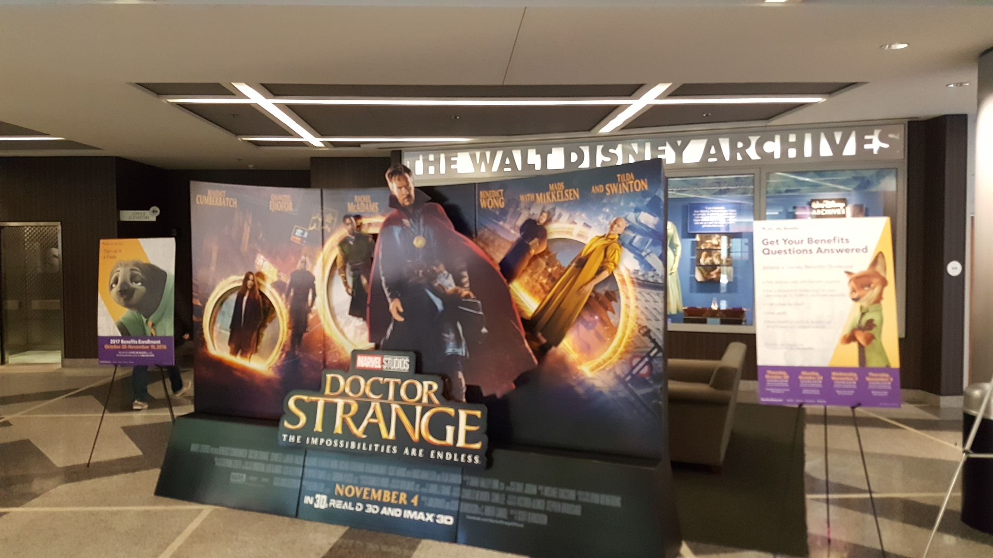 Doctor Strange Movie Film #DoctorStrangeEvent