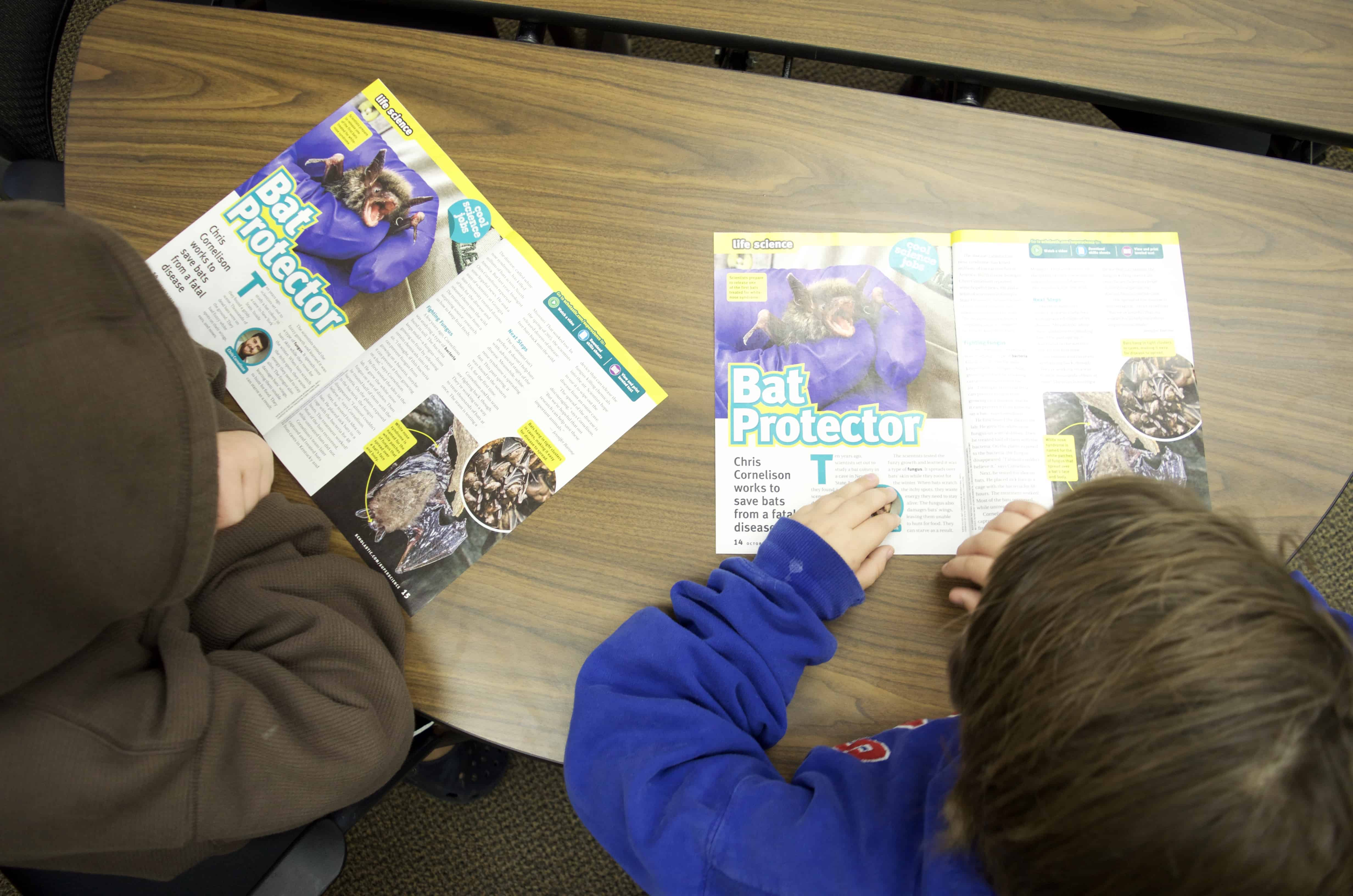 how to use the scholastic magazine in your classroom 5 day