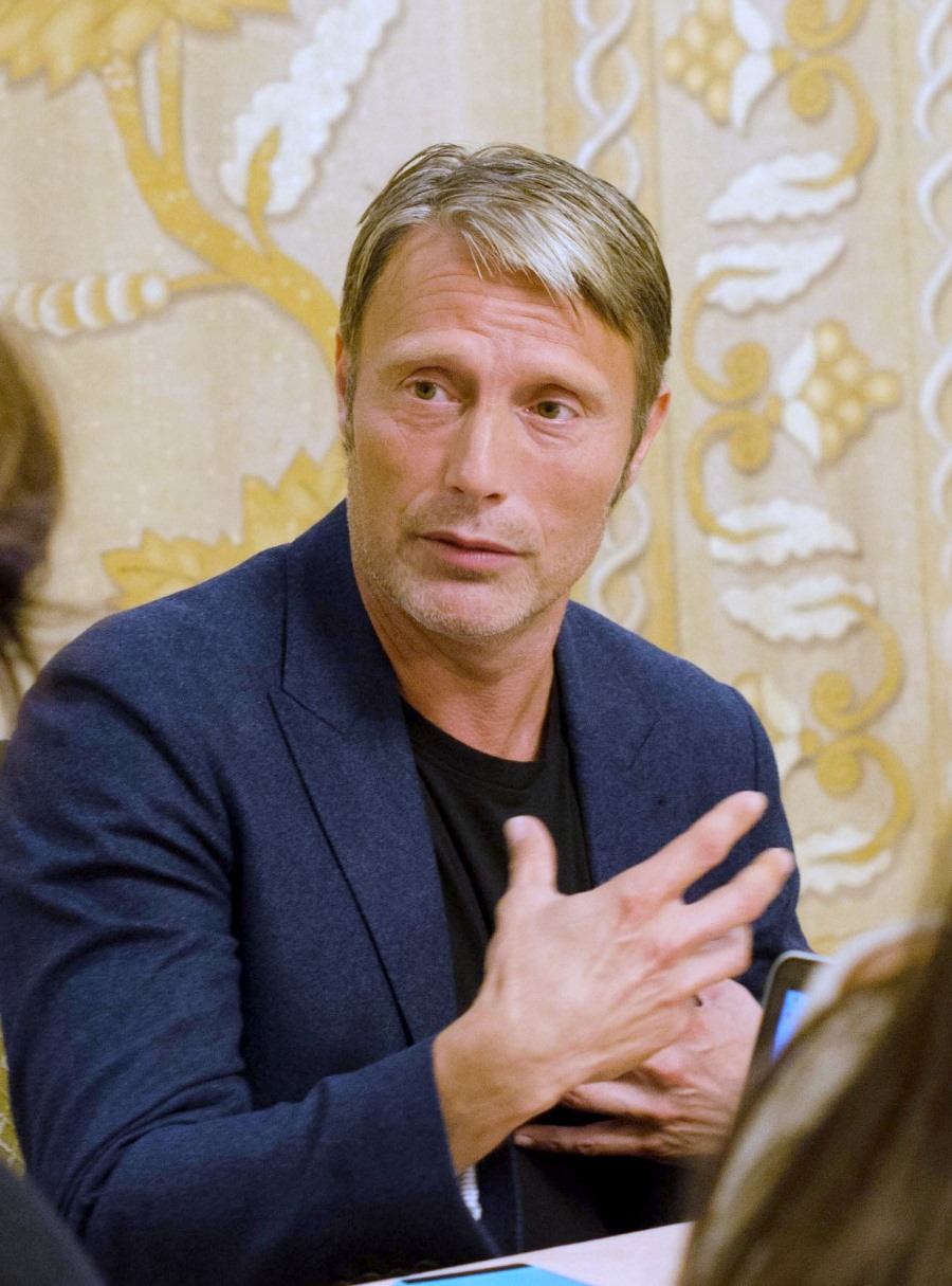 Meet Kaecilius: An Exclusive Interview with Mads Mikkelsen #DoctorStrangeEvent