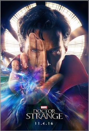 MARVEL Doctor Strange film #DoctorStrangeEvent