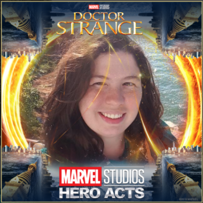 Hero Acts Campaign for Marvel Studios