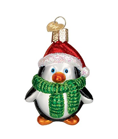 17 Cute Penguin Christmas Ornaments - Surviving A Teacher's Salary