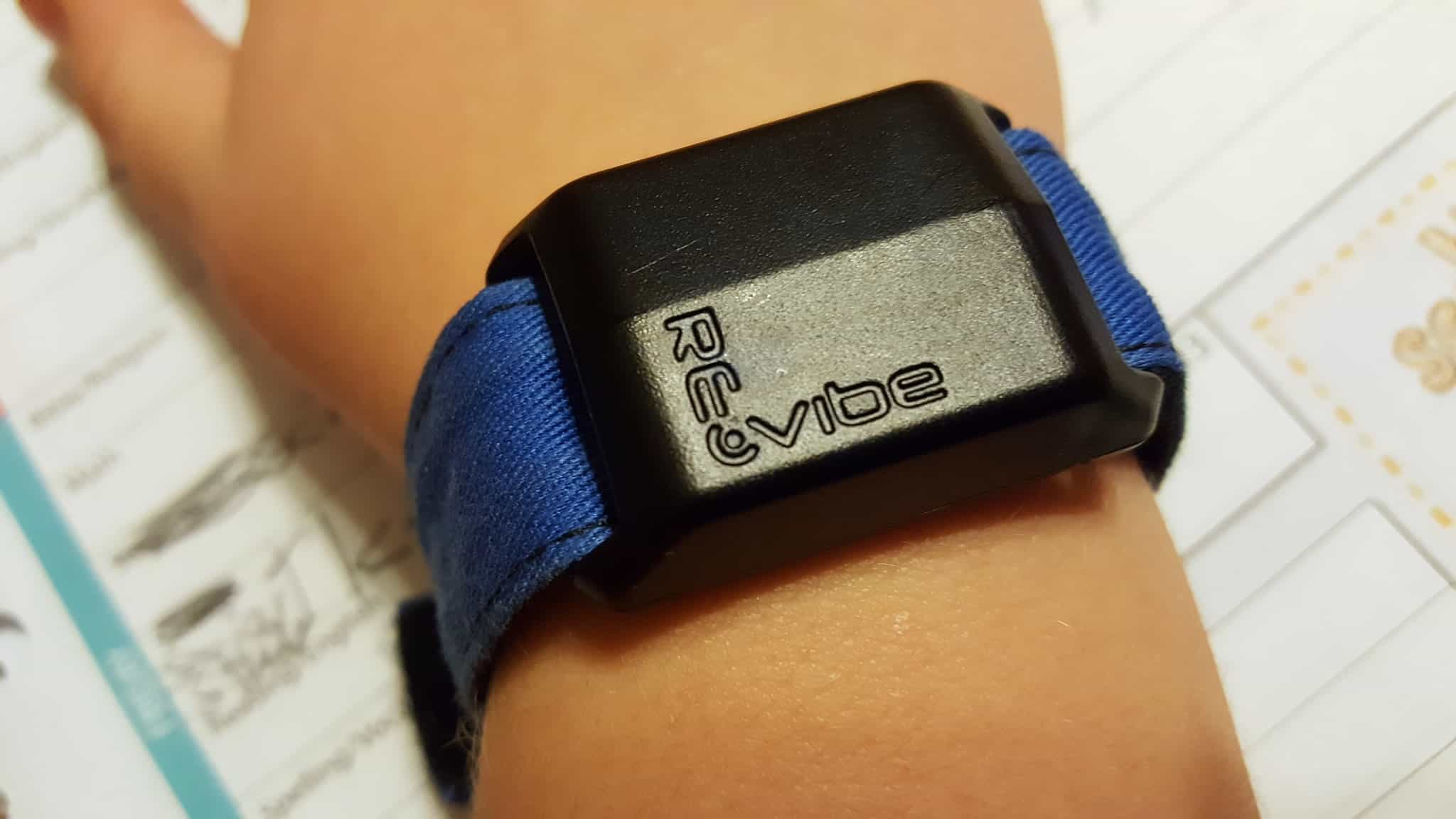 FokusLabs Re-Vibe Wristband for Distracted Students & ADD / ADHD Distraction in School TIPS that Made a Difference