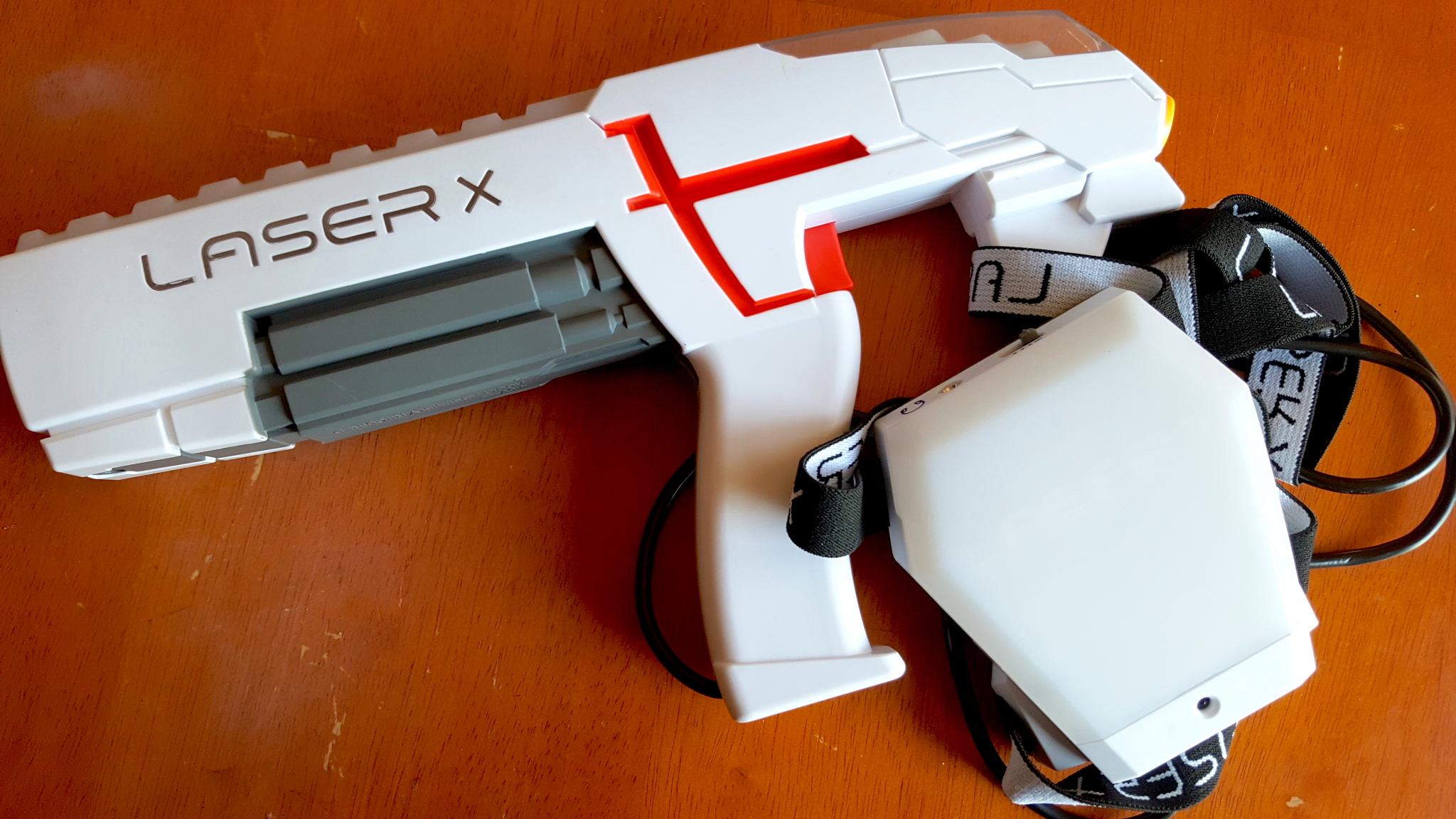 Laser X Laser Tag