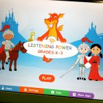 Review of the Listening Power Grades K-3 HD By Hamaguchi Apps for Speech, Language & Auditory Development