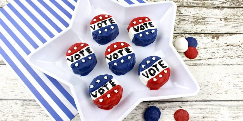Election with Kids: Kid's Vote Snack Recipe – Celebrate with a Treat!
