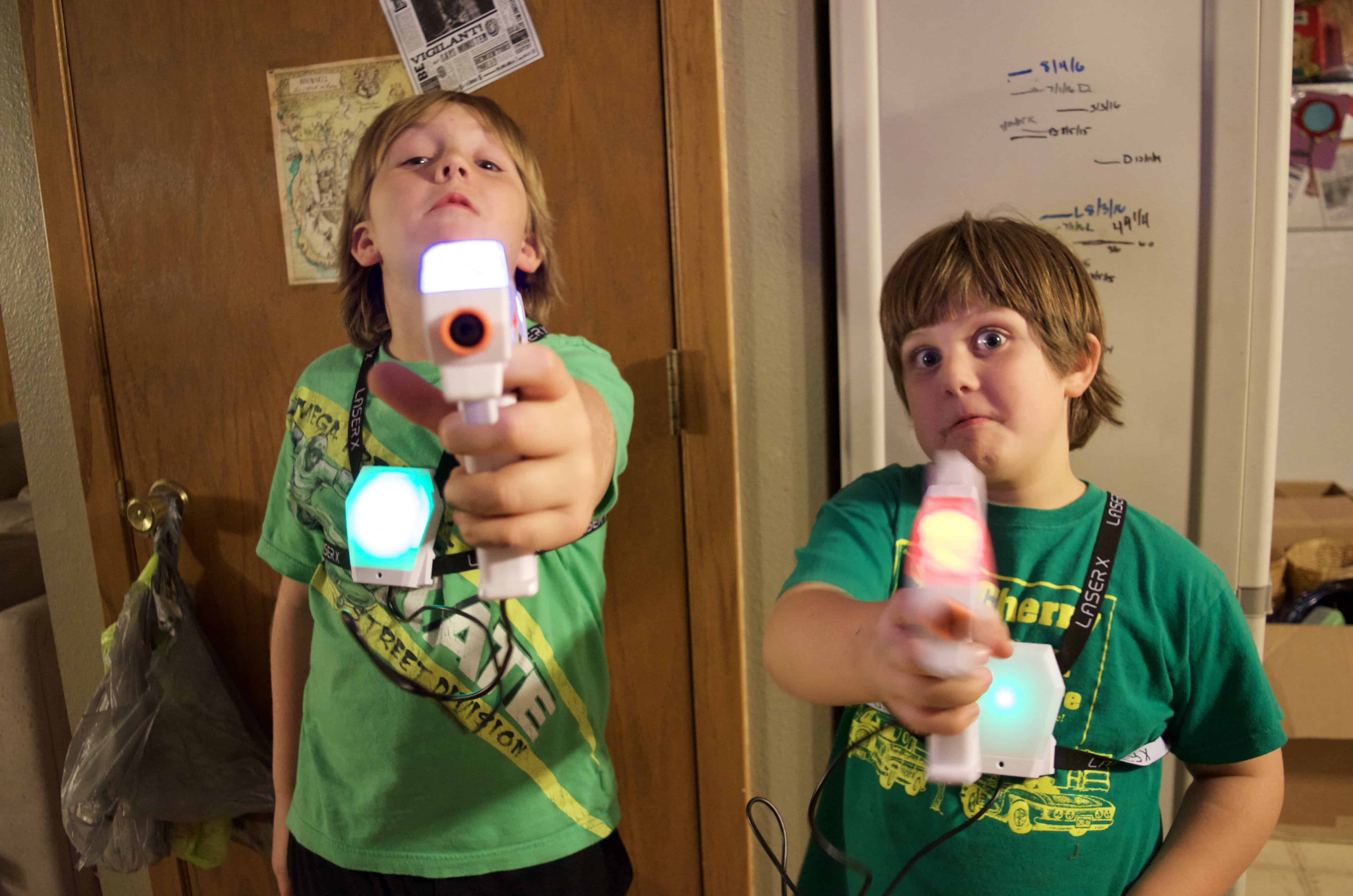 Laser X Laser Tag Game System Review