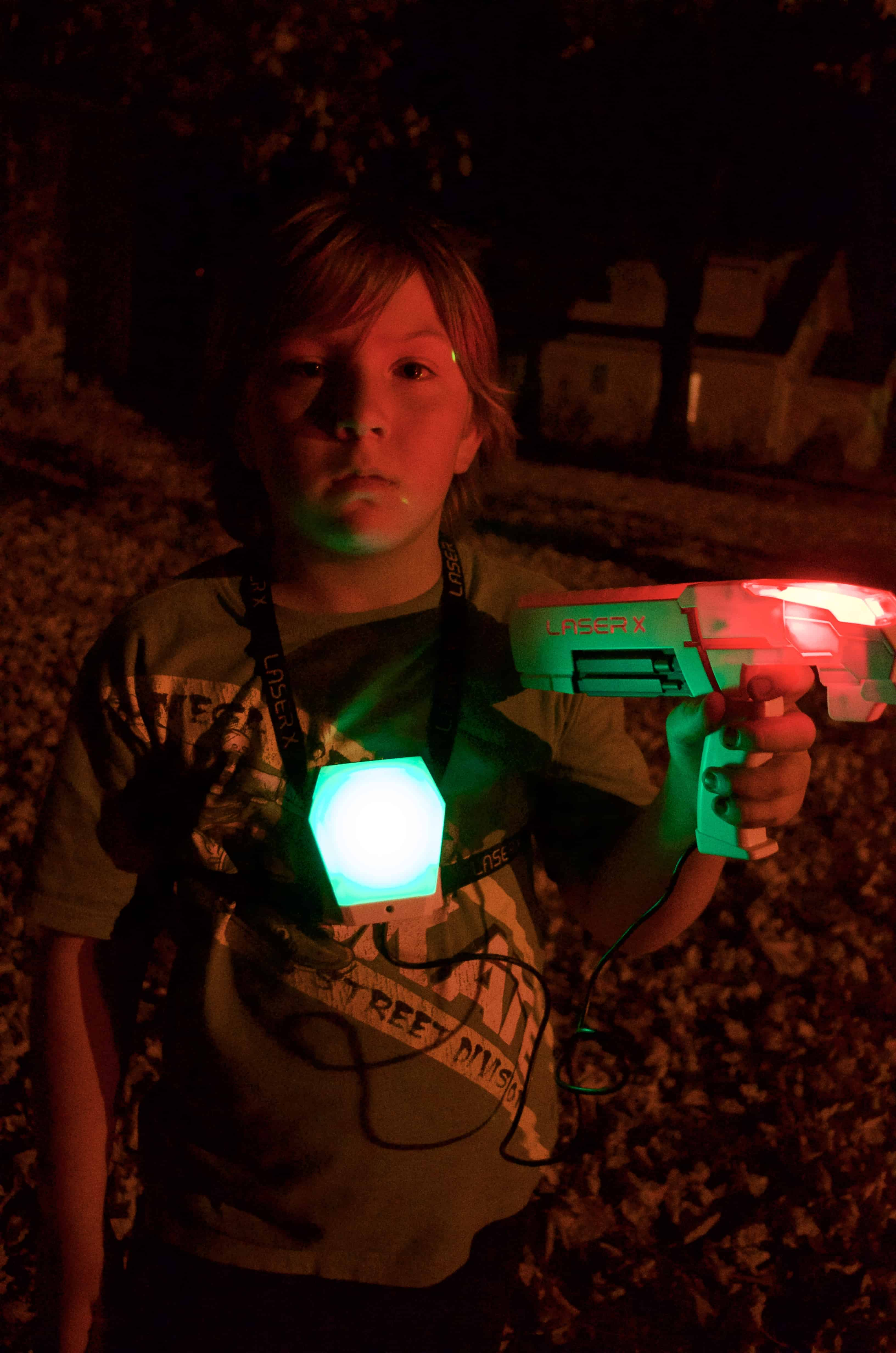 LaserX Laser Tag Game System Review