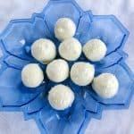 Winter Snowball Cake Pop Recipe – Holiday Party Recipe