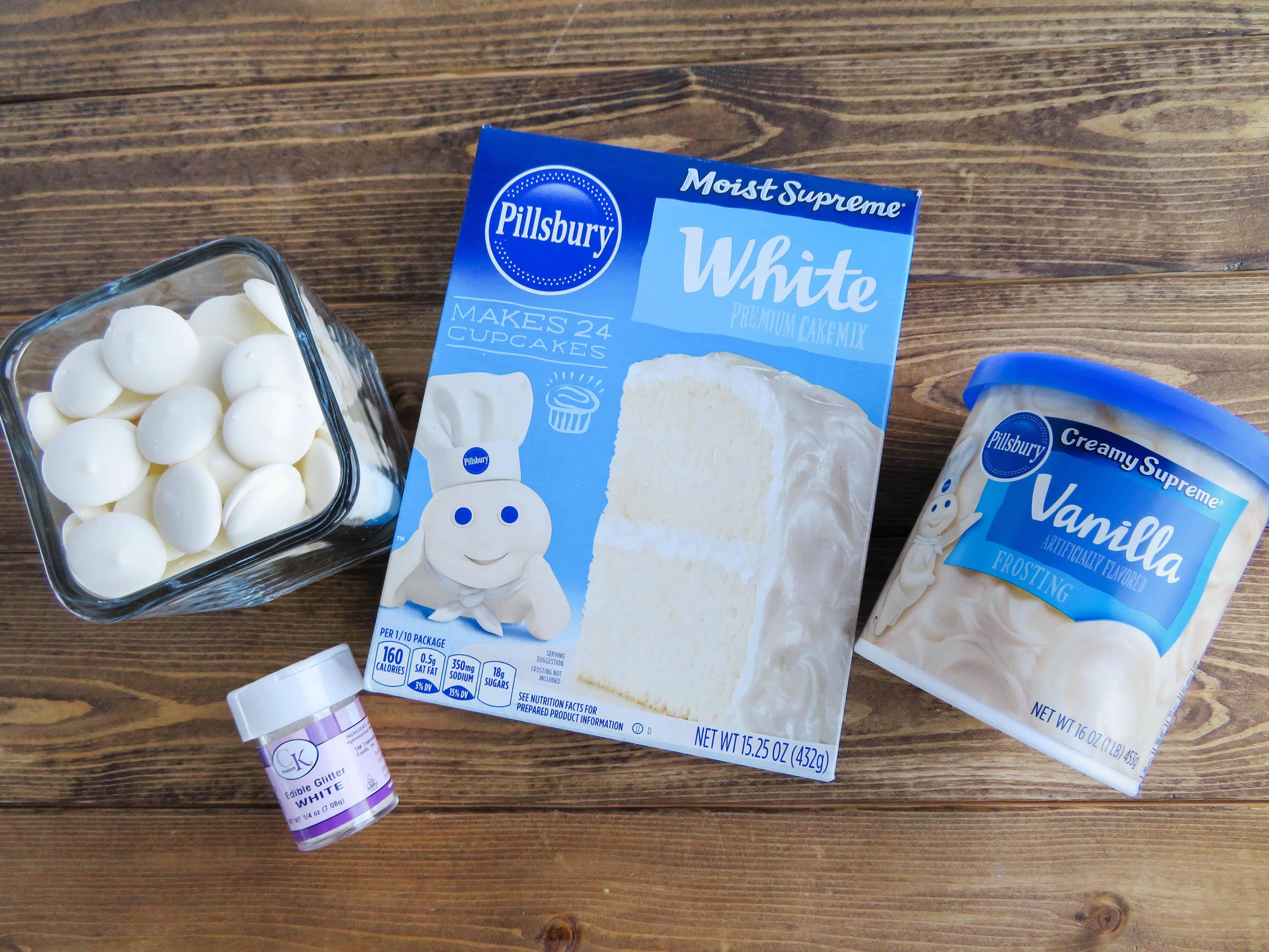 Winter Snowball Cake Recipe