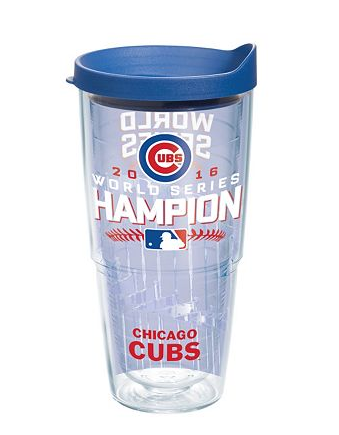 Chicago Cubs Tervis Tumbler