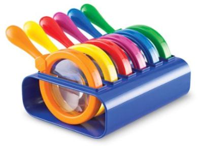 jumbo magnifying glasses