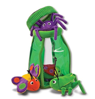 Melissa & Doug Bug Jug plush toy