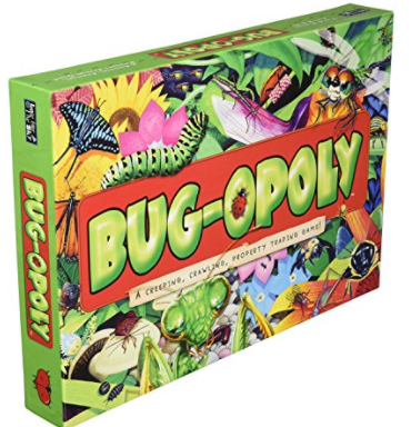 Bugopoly Board Game