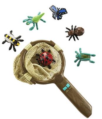 Geosafari Jr. Talking Bug Net