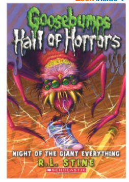 R.L. Stine's Goosebumps Hall of Horrors