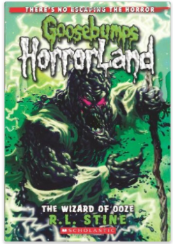 R.L. Stine's Goosebumps HorrorLand Ooze
