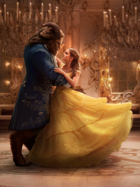 Exclusive Inside Access to Disney Studios Beauty and the Beast Movie